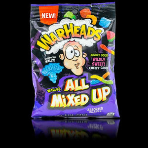 Warheads All Mixed 141g