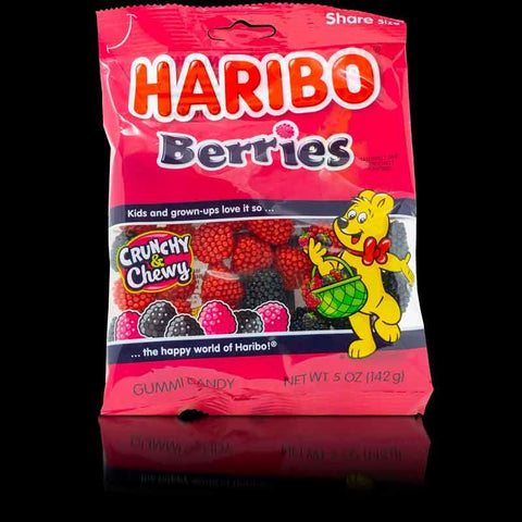 Haribo Berries 5oz