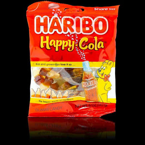 Haribo Happy Cola 142g