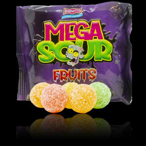 Barnetts Mega Sour Fruits