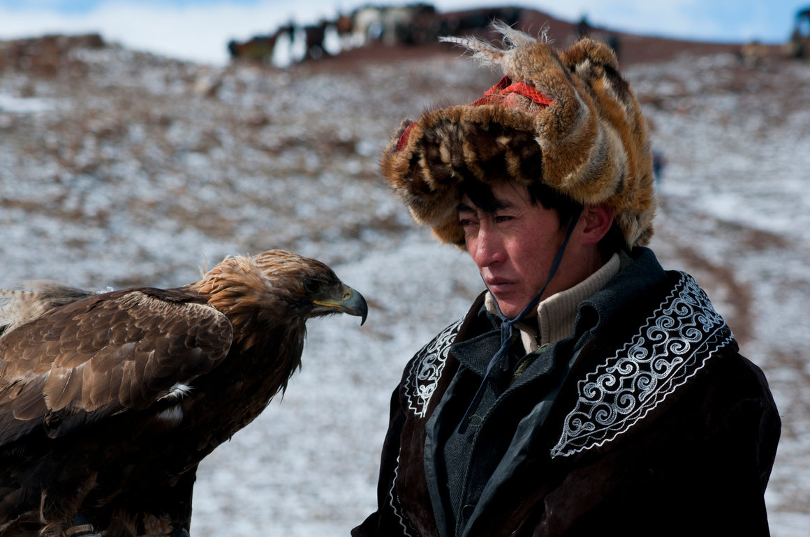 Golden eagle festival