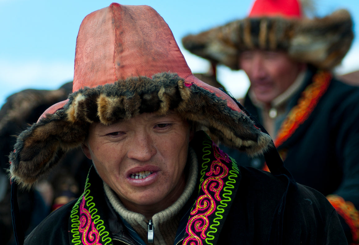 Golden Eagle Festival is intended to preserve traditions of the Kazakh nomads