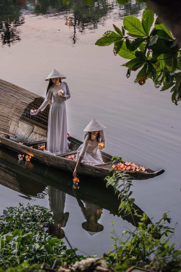 The ancient Native religion in Vietnam is called the folk religion