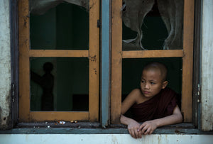 Life as a monk in a Buddhist monastery