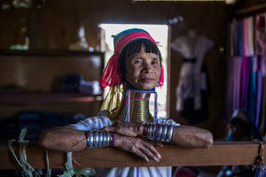 Kayan people the long neck tribe