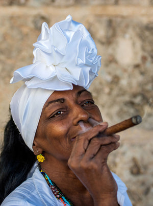 A Cuban Cigar