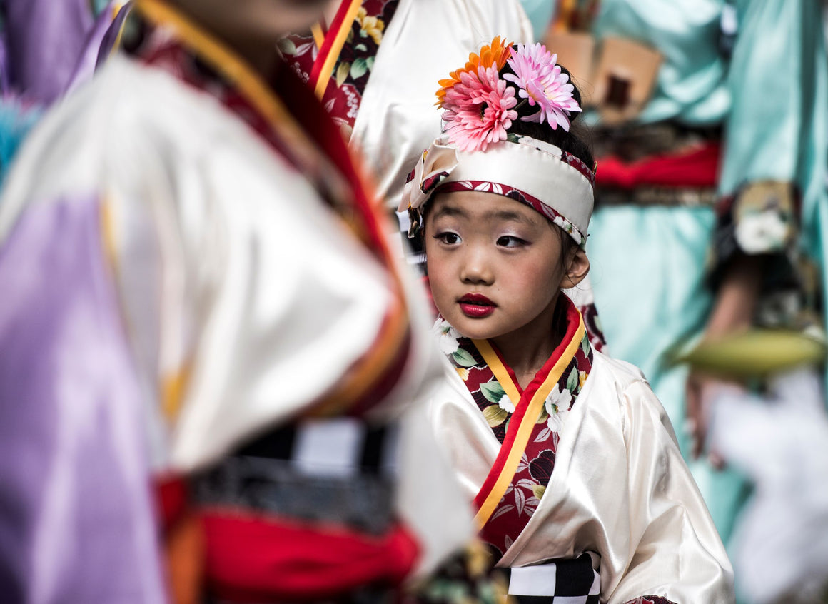Children of Japan