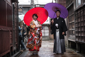 Traditional Japanese outfits