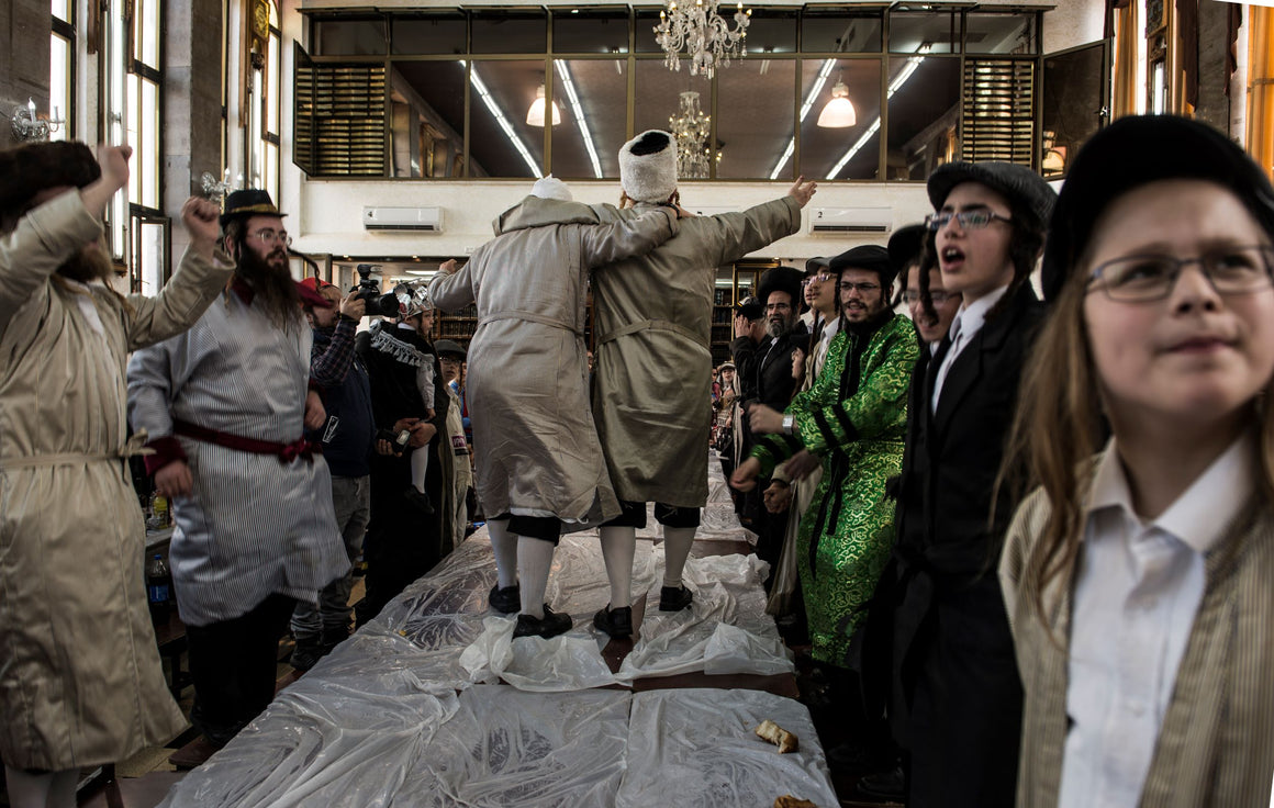 Purim in Jerusalem