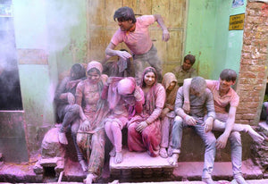 Holi the festival of colors