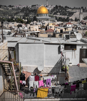 Roofs of Jerusalem