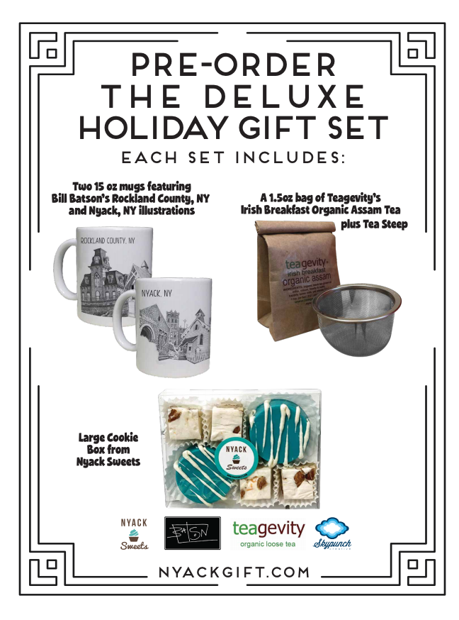 2019 Deluxe Nyack Gift Set Pre-order