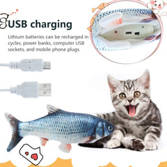 Carps Cat Toy Fish Plush Catnip Toys Fishes Shape Doll Interactive Pets Pillow Chew Bite Supplies for Cat Dogs