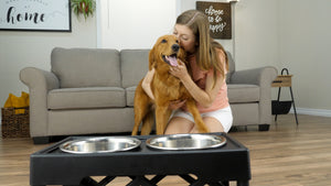 elevated dog bowls for large dogs raised dog bowls for medium dogs dog bowl elevated dog bowl stand dog feeder dog feeding station