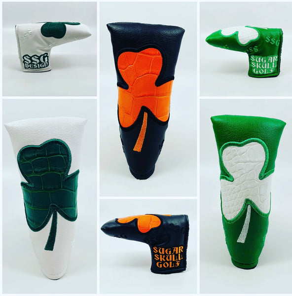 SSG 2021 St. Patrick's Day Putter Cover - Blade