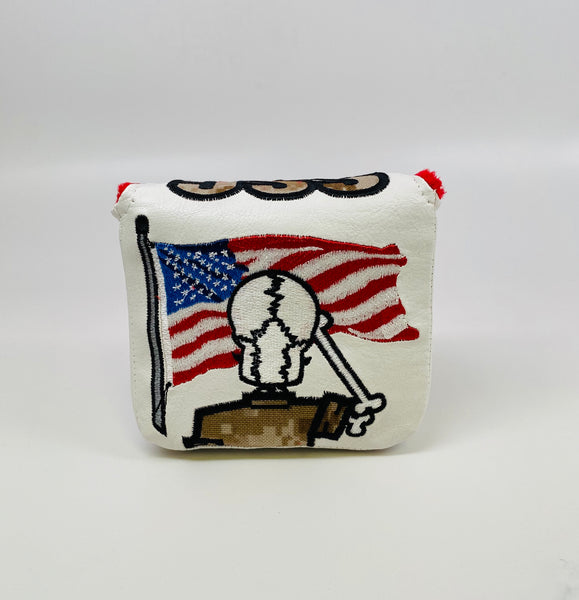 SSG USA President's Day Putter Cover - Mallet
