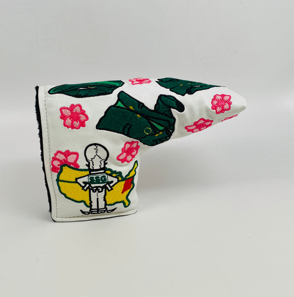 SSG Green Jackets Putter Cover - Blade