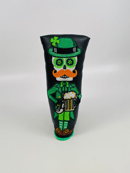 SSG St. Patrick's Day Putter Cover - Blade