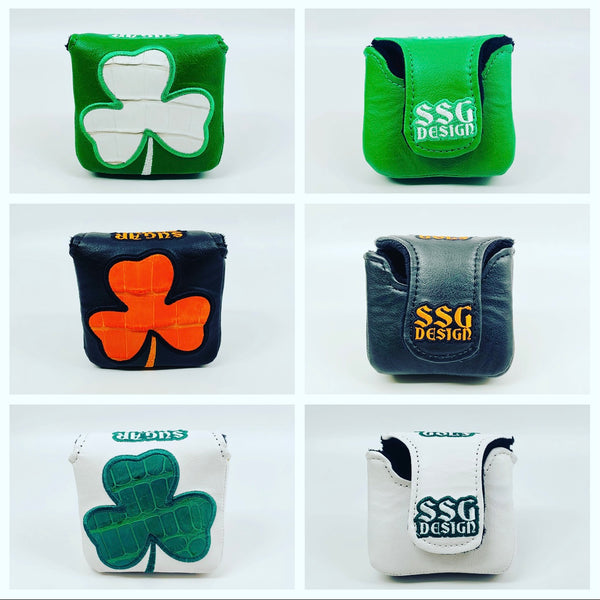 SSG 2021 St. Patrick's Day Putter Cover - Mallet