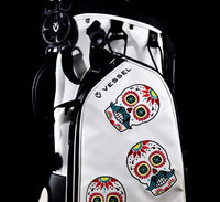 Sugar Skull Golf Vessel Player 2.0 Stand Bag