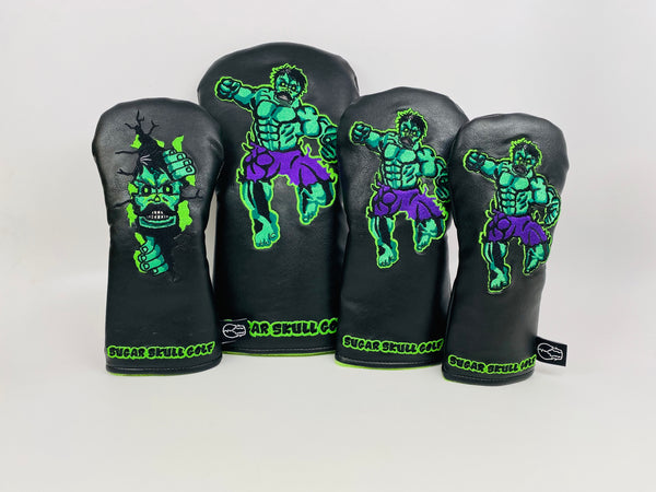 SSG Black Hulk Full Body Covers-Full Set