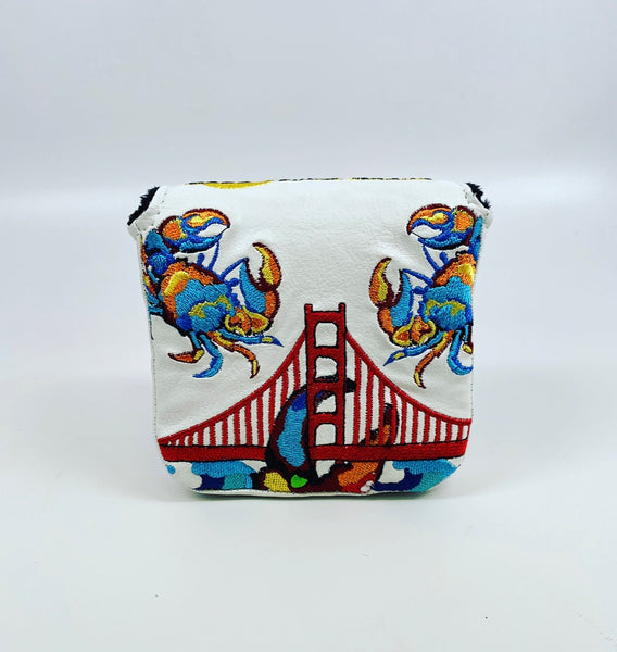 SSG San Francisco PGA Putter Cover - Mallet