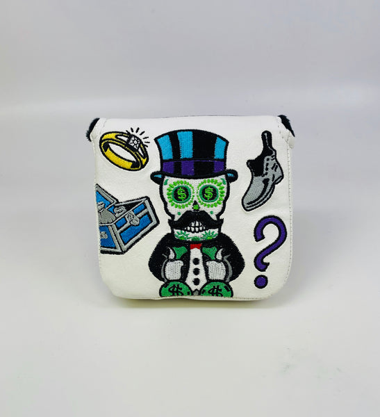 SSG Monopoly Putter Cover - Mallet