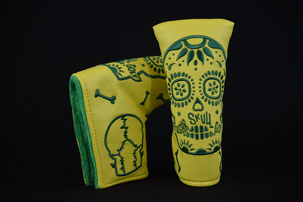 Masters Preview Sugar Skull Putter Cover *Limited Release*