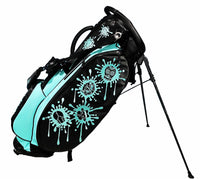Sugar Skull Golf Vessel Player 2.0 Stand Bag - 1 Year Anniversary
