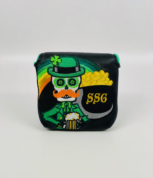 SSG St. Patrick's Day Putter Cover - Mallet