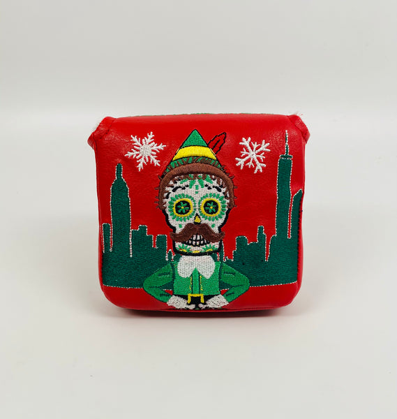 SSG Christmas Elf Putter Cover - Mallet
