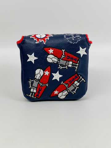 U.S. Open Square Large Mallet Putter Cover - *Limited Release*