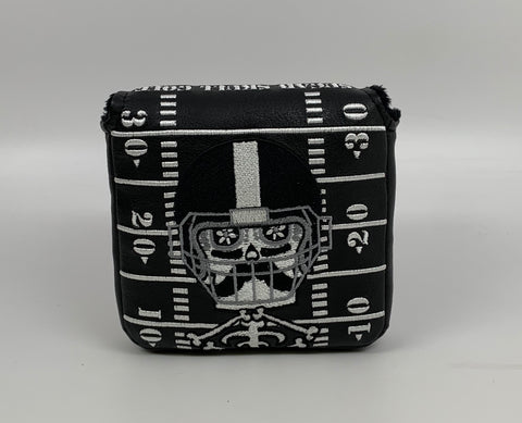 Football Release Large Square Mallet Style Putter Cover - *Limited Release*