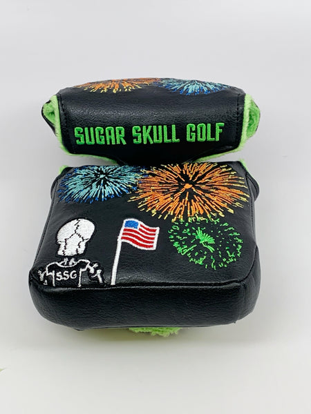 4th of July Large Mallet Putter Cover - *Limited Release*