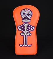 Sugar Skull Golf *Limited Release* Driver - Orange