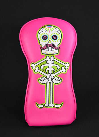 Sugar Skull Golf *Limited Release* Driver - Pink
