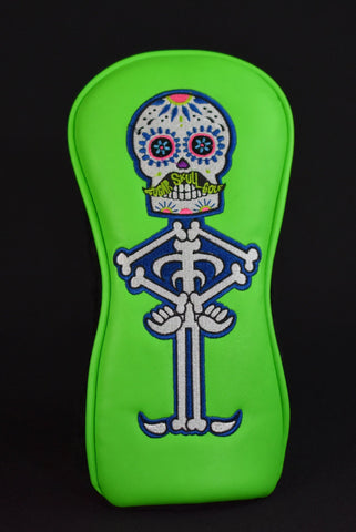 Sugar Skull Golf *Limited Release* Hybrid - Lime Green
