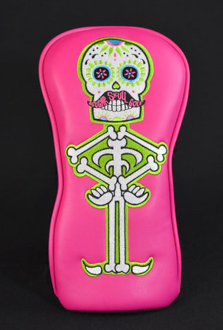 Sugar Skull Golf *Limited Release* Fairway - Pink