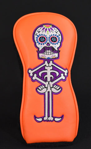 Sugar Skull Golf *Limited Release* Hybrid - Orange