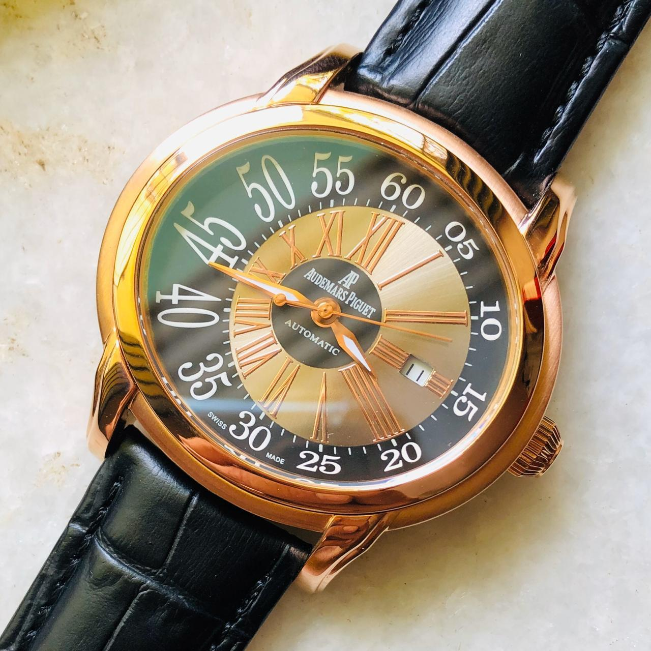 Audemars Piguet Millenary Quincy Joss Limited Edition Men's Watch First Copy