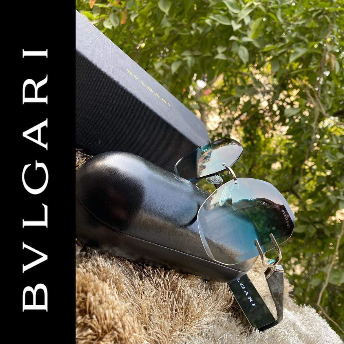 First Copy Bvlgari Sunglass for Her