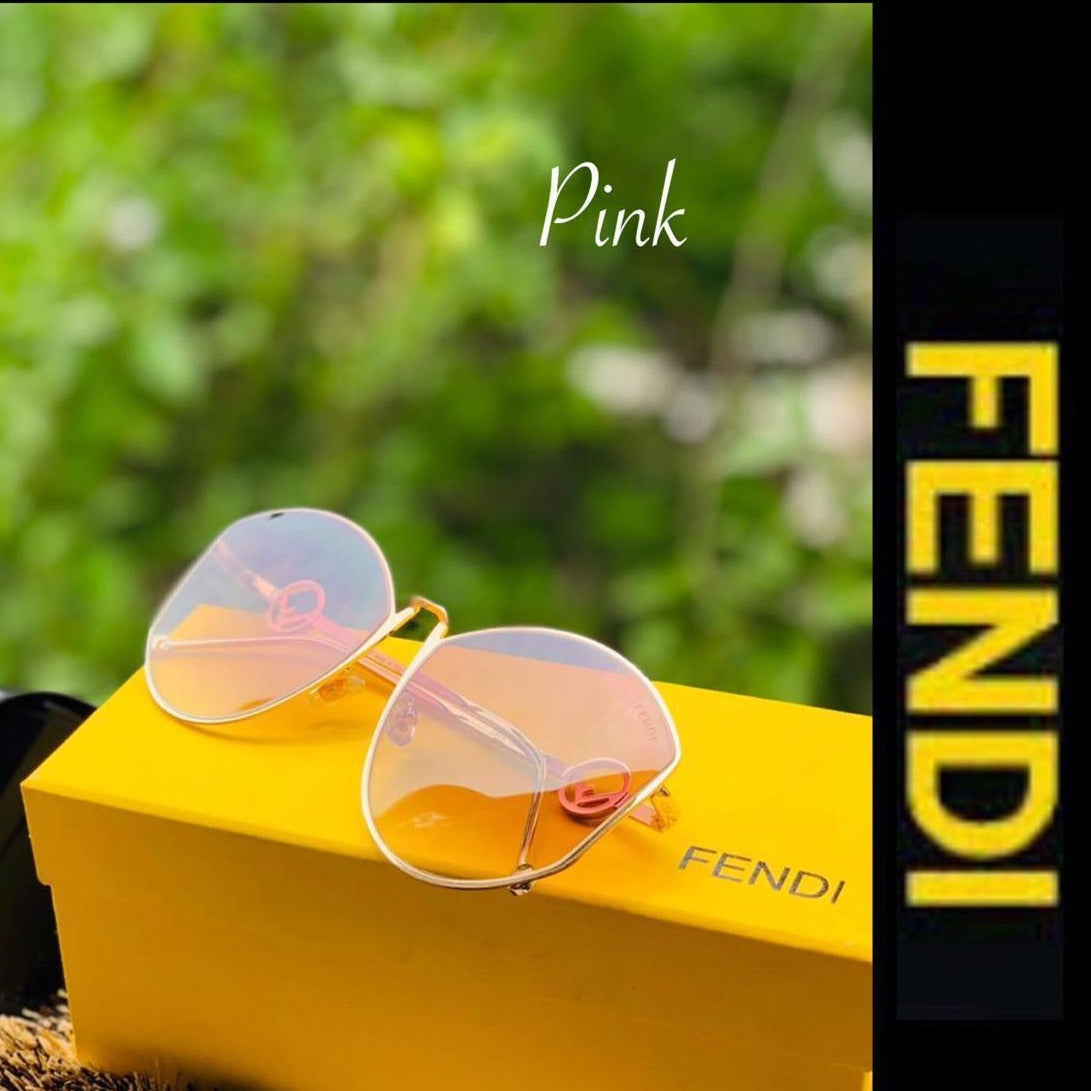 Fendi Sunglass for Her First Copy