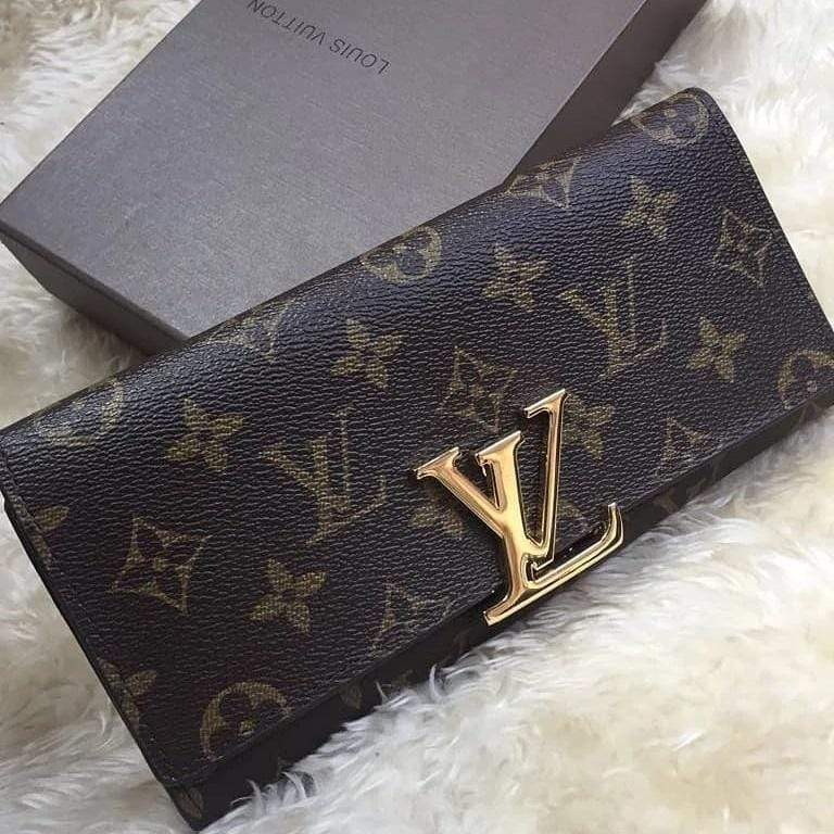 LV(Louis Vuitton) Mono Coffee Wallet First Copy