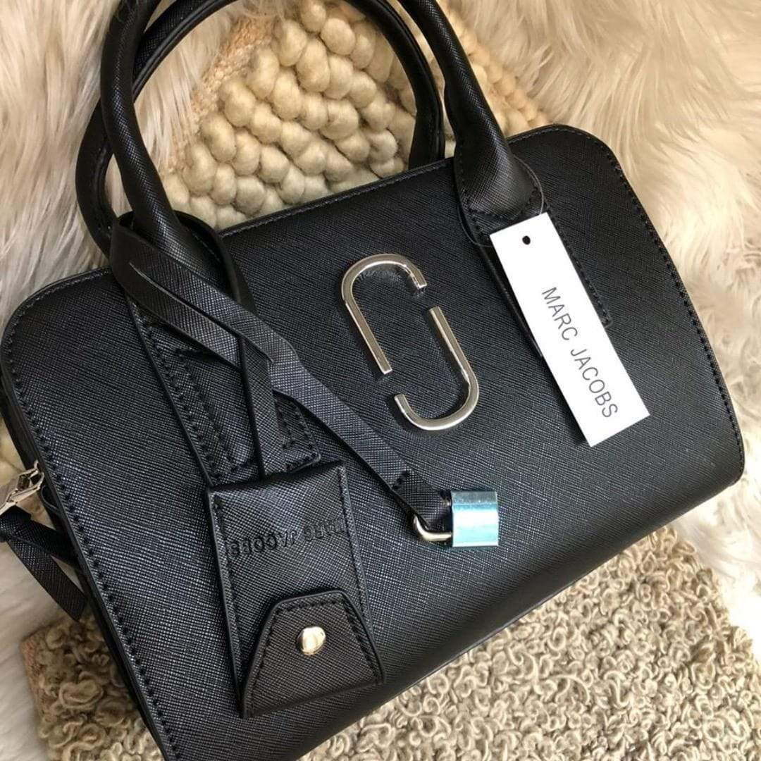 Marc Jacobs Black Hand Bag First Copy