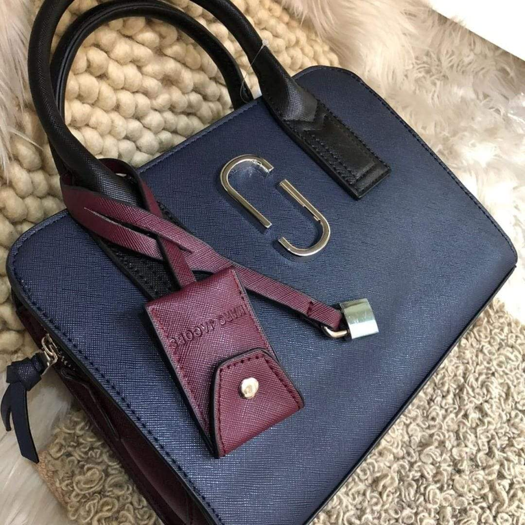 Marc Jacobs Blue Hand Bag First Copy