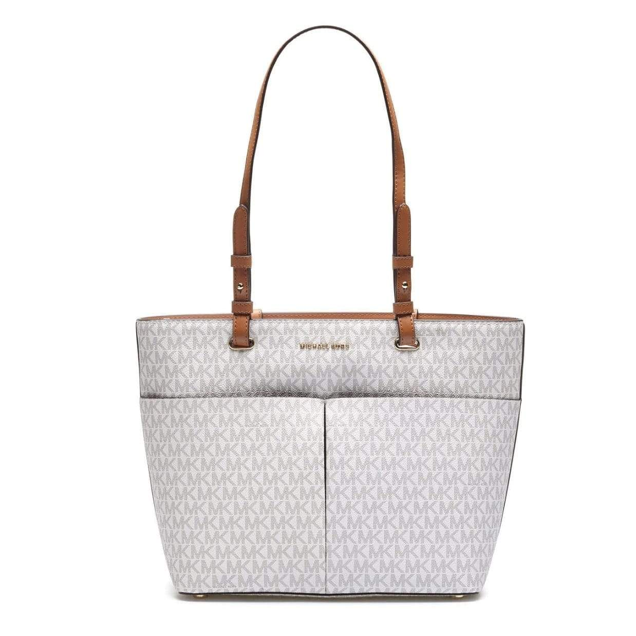 Michael Kors Bedford White Tote Bag First Copy