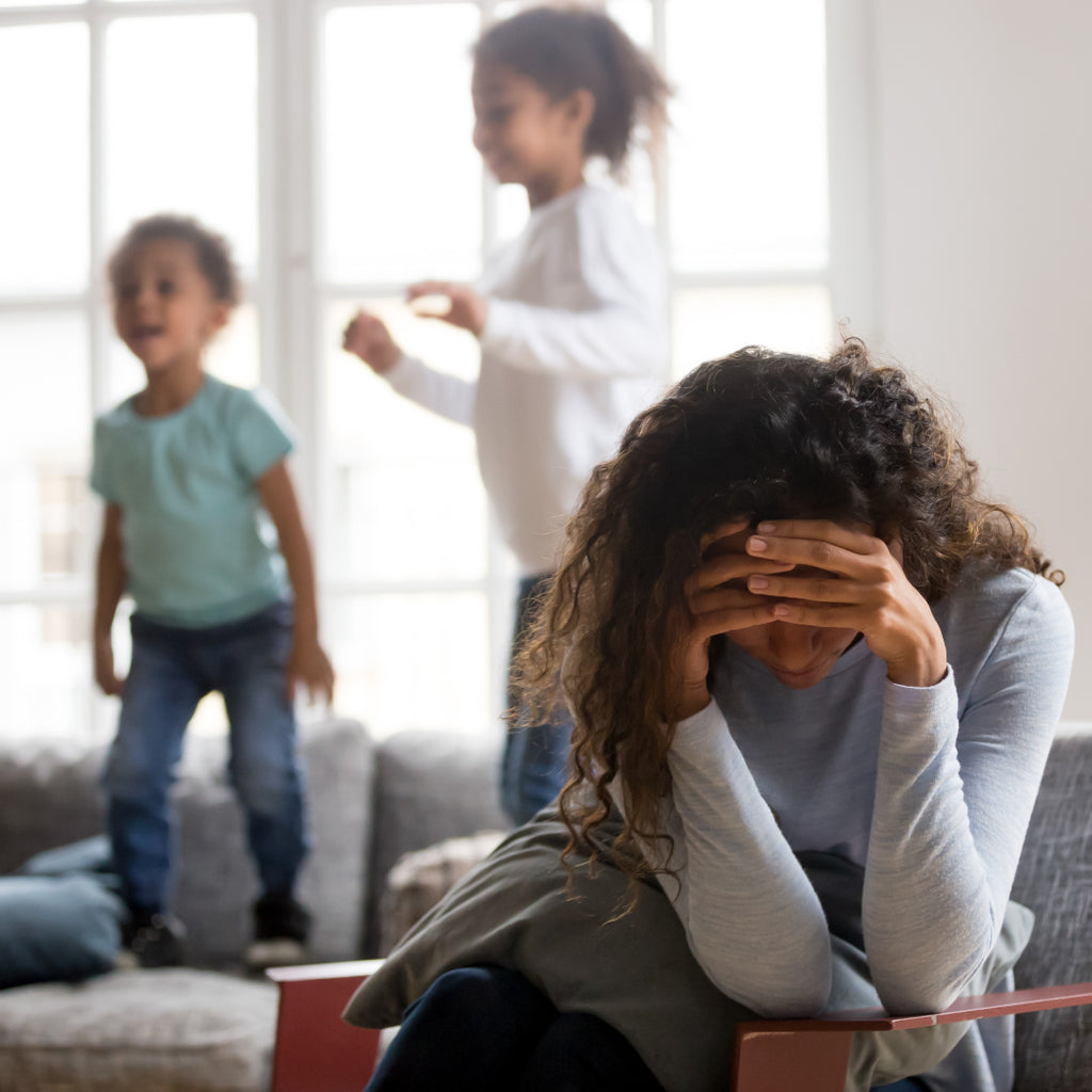Mom Burnout: 5 Tips for Bouncing Back After A Rough Day