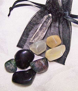 Crystals & Energy Tools
