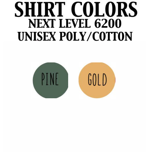 Focus on the Good Tee Colors | Women's Inspirational Shirt