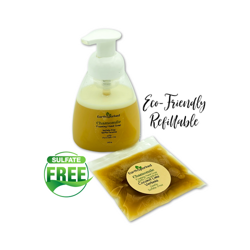 Chamomile Foaming Hand Soap Sulfate-Free Refillable Zero-Waste